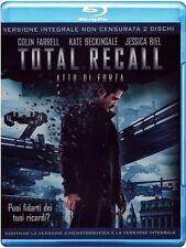 Total Recall - Atto di Forza (2 Blu-ray) Sony Pictures