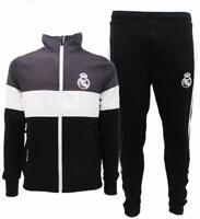 Tuta Real Madrid Ufficiale 2019 2020 giacca e pantaloni Blancos Merengues