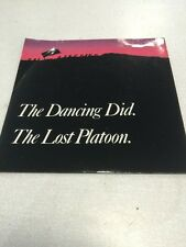 The Dancing Did - The Lost Platoon / The Human Chicken  = DJ Promo