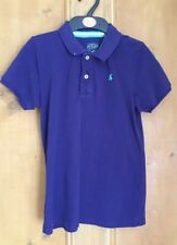 Joules Polo Shirt Age 9-10
