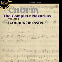 Garrick Ohlsson - The Complete Mazurkas [CD]