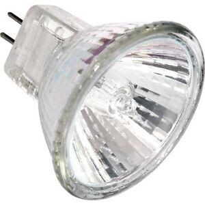 50 x MR11 18' 12V Dichroic Lamp 35W light bulb 2800k gu4 Low voltage warm white