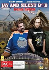 Jay And Silent Bob Down Under Live (DVD, 2013, 2-Disc Set)