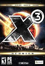 PC X3 Reunion Trade Fight Build Think NIB