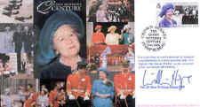 CC73 RAF Queen Mother cover hand signed William Hague MP Foreign Secretary