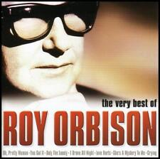 Roy Orbison - The Best of CD Pretty Woman Crying 60's Greatest Hits