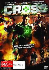 Cross - Action / Thriller - NEW DVD