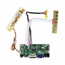 "HDMI+VGA+DVI+Audio Input LCD Controller Board For LTN154AT07 LTN141AT02 14.1""..."