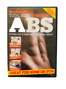 Mens Fitness DVD Total Body Workout Abs