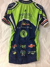 Hincapie Axis Jersey Men's Large Mars Hill College Cycling Bike Road