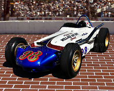 INDY 500 Roadster No. 98 Vintage Classic Race Car (CA-0295)