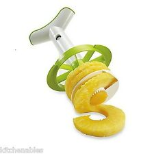 VACU VIN PINEAPPLE SLICER and WEDGER, Carded - CORE, SLICE & WEDGE- SEE VIDEO