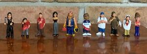Homies Collectible Figurines--Vintage Original rare collection 10 pc set BBB