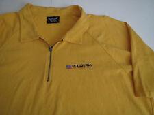 Ralph Lauren Rare Polo Jeans Co Short Sleeve Shirt Size 2XL 1/2 Zip Made Canada