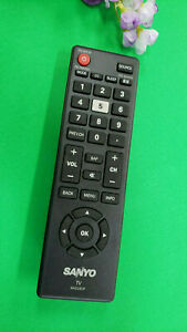 NEW! Sanyo TV OEM Remote Compatible for DP50747 DP26648A< *FAST SHIPPING>R088