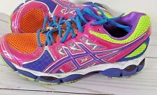 Women's ASICS Gel Nimbus 14 Running Shoes IGS T291N Sneakers Size 9/40.5