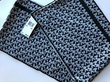 New with tags Michael Kors MK Grey Gray Infinity Scarf MSRP $58
