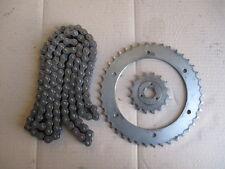 Kit chaîne pour Suzuki 650 DR RS SE - SP42A - SP43A - SP44A
