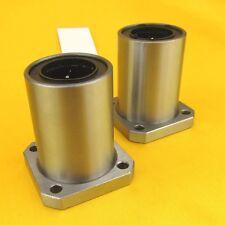 LMK25UU Square Bushing Flange Linear Bearings Linear Motion Bearing 25*40*59mm