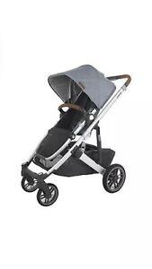 Uppababy Cruz V2 Stroller Blue/Gregory/melange