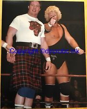 Rowdy Roddy Piper Wwe 11x14 Photo Rare Vintage Image 1984 Madison Square Garden