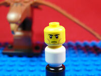 LEGO-MINIFIGURES SERIES [15] X 1 HEAD FOR THE FLYING WARRIOR FROM SERIES 15