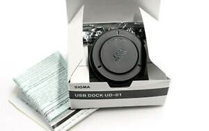 Sigma USB DOCK UD-01 for Canon EF mount