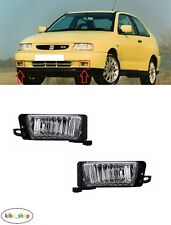 SEAT CORDOBA 6K 1993 - 1997 2X NEW FRONT FOG LIGHT LAMPS PAIR LEFT + RIGHT