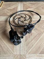 shimano deore br-m447 Rear Hydraulic Disc Brake