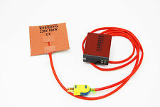 Keenovo silicone radiateur pour M3D micro 3D printer heated build plate upgrade 220V
