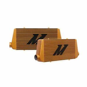 Mishimoto Universal Intercooler R-Line (Gold)