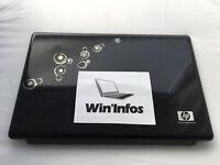 Capot écran arrière - coque cover écran HP PAVILION DV7 3000 (réf: DV7-3010sf)