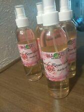 Agua De Rosas 💯 Natural Ayuda a eliminar manchas  del  acné