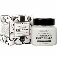 Beekman 1802 Vanilla Absolute Whipped Goat Milk Body Cream 8 fl. oz NIB