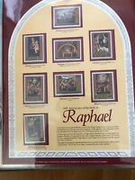 World Of Stamps Series Stamps of the Republic Niger 500thAnniversary Raphael,MNH