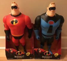 INCREDIBLES 2 MR. INCREDIBLE POSEABLE 18 INCH ACTION FIGURE **NEW** for both