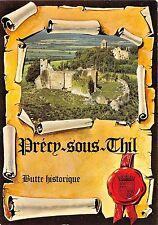 BR21468 Precy sous Thil Chateau deofal et collegiale gothique   france