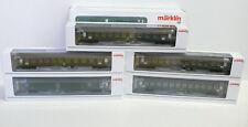 Märklin H0 - 42918 - Schnellzugwagen - Set für Schnellzug D 360- Neu & OVP