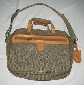 Hartmann Tweed Shoulder Tote Bag 15.25 x 12 x 7 inches - Excellent condition