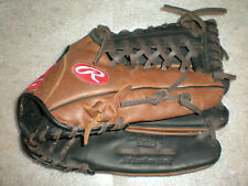"Rawlings D120PT Gold Premium Series 12"" Baseball Glove Mitt Right Handed"
