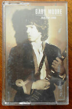 Gary Moore Run For Cover Cassette Made in UK CDIX16