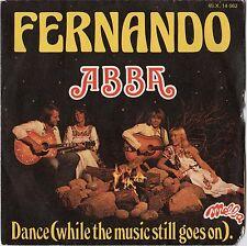ABBA Fernando 45 RPM Import   France