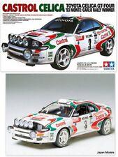 Tamiya TOYOTA CELICA GT Four 93 Monte Carlo Rally Winner Scala 1/24 251275