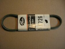 """New 3/8"""" X 26"""" Gates Power Rated V-Belt For Lawn Mowers/Other Applications"""