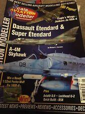 SCALE AVIATION MODELLER INTERNATIONAL Magazine (UK) 2002 Vol.8 Issues 1-12 NICE!