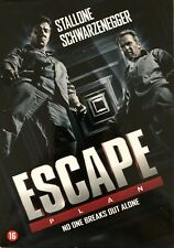 ESCAPE - STALLONE - SCHWARZEGGER - DVD