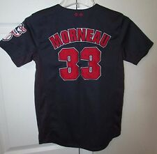 MLB Minnesota Twins Justin Morneau #33 Youth Medium Jersey by True Fan