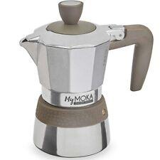 Caffettiera My Moka Induction 2 Tazze Acciaio Macchinetta Caffe per Induzione