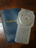 SanTech Inc E-6B Dead Reckoning Computer FDF-57-B with slipcase