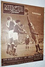 MIROIR SPRINT N°93 1948 FOOTBALL FC SOCHAUX FCSM COUPE 1/8 BOXE CYCLISME RUGBY